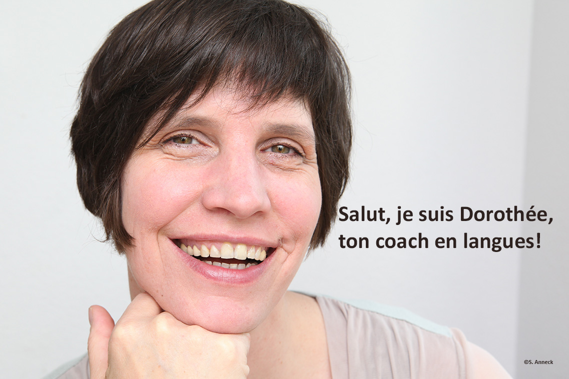 photo de Dorothée Lebrun, ton coach en langues